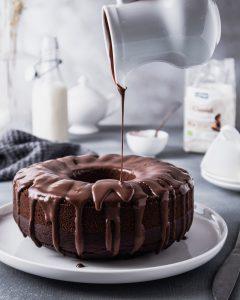Torta cioccolato e farina di castagne di Veggie Situation